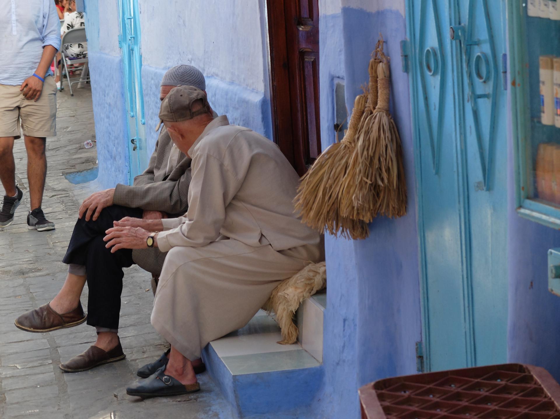 Afryka. Maroko