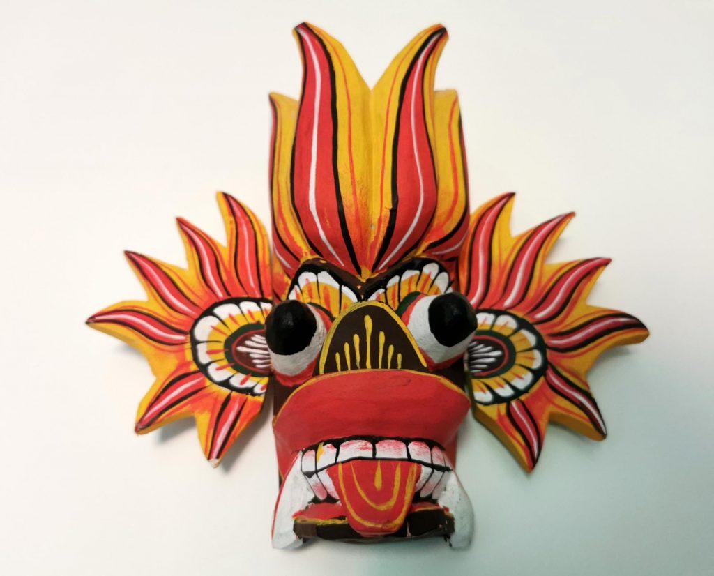 Sri Lanka Maski