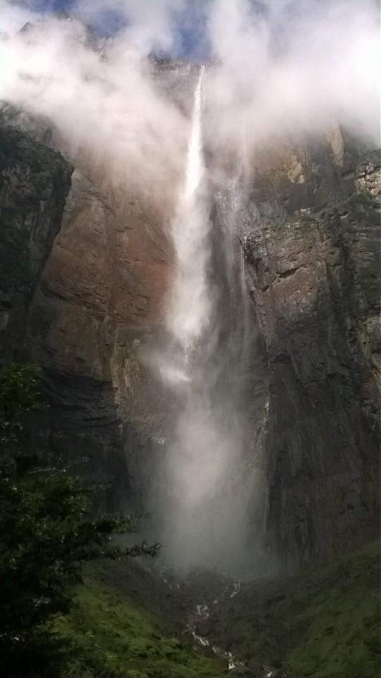 Waterfall Senior